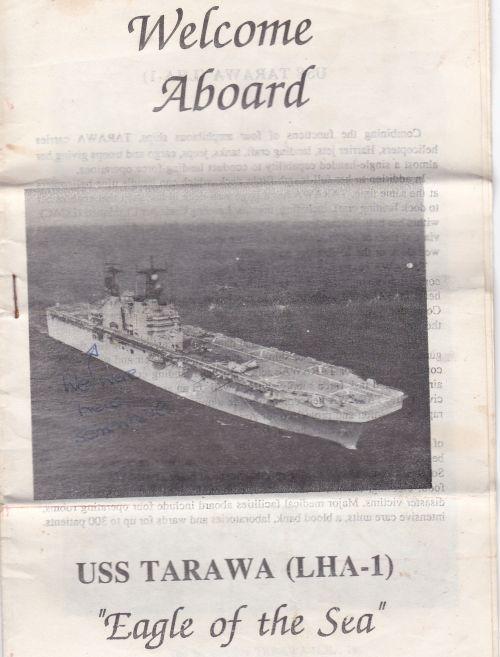 ddmm1992_Brochure_USMC_USSTarawa