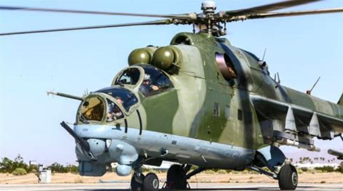 Mil Mi-24 -2